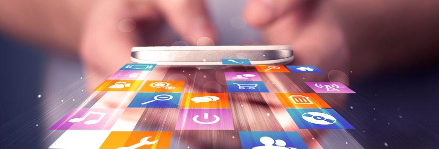 Création d'applications mobiles
